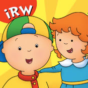 Caillou: Show and Tell – An educational storytelling app for